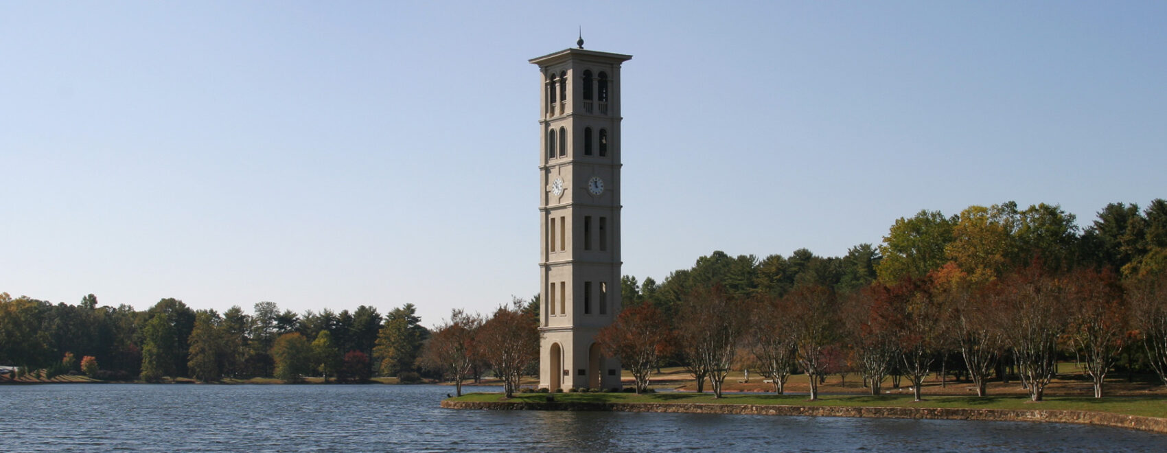 Furman College campus