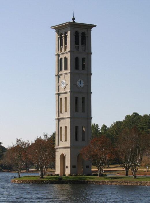 Furman College campus