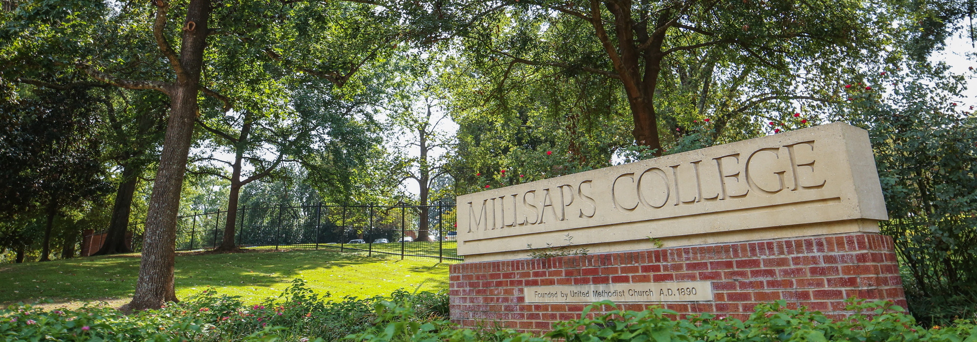 Millsaps College welcome