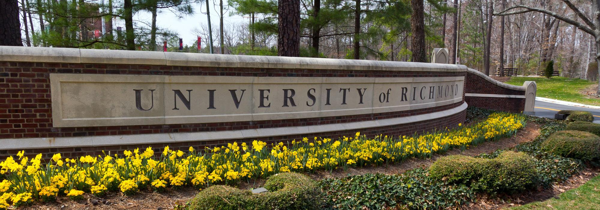 Entrance to Richmond College