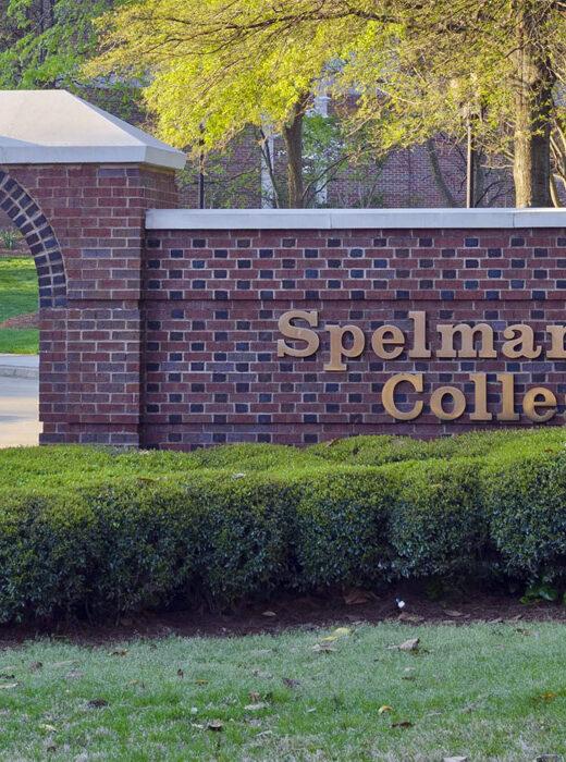 Spelman College entrance