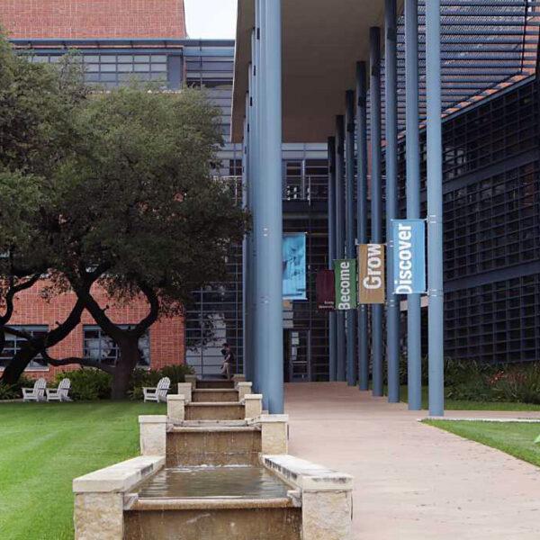Trinity University campus scene